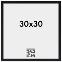 BGA Nordic Edsbyn Black 30x30 cm