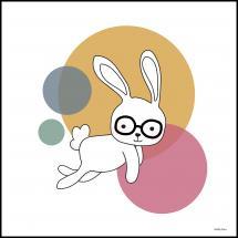 Bildverkstad Space Rabbits-CASTOR
