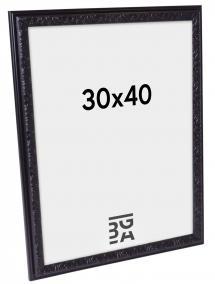 Artlink Nostalgia Black 30x40 cm