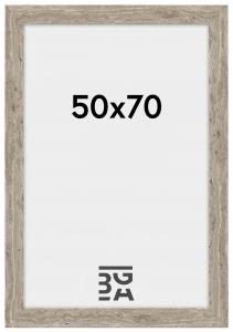 Walther New Stockholm Grey 50x70 cm