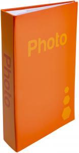 ZEP ZEP Photo album Orange - 402 Pictures in 11x15 cm