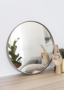 Society of Lifestyle Mirror House Doctor Reflection Antique Brass 40 cm Ø