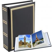 Focus Exclusive Line Minimax Photo Album Black - 100 Pictures in 10x15 cm