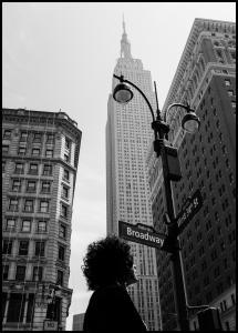 Bildverkstad New York Poster