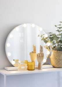 KAILA KAILA Make-up mirror V White - 61x48 cm