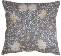 Fondaco Matilda Pillow case Blue/White 45x45 cm