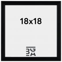 Estancia Newline Black 18x18 cm