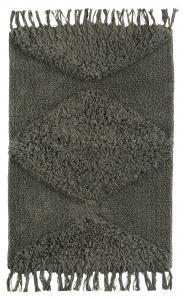 Madame Stoltz Bathroom Mat Tuft - Ivy 60x90 cm