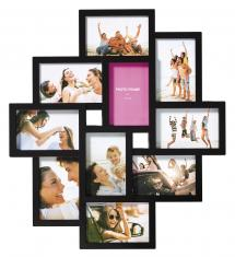 Walther Container Timeless Collage frame Black - 10 Pictures
