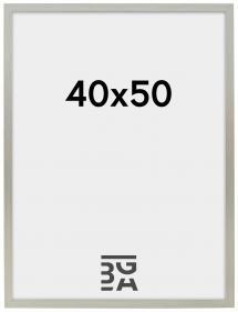 Edsbyn Silver 40x50 cm