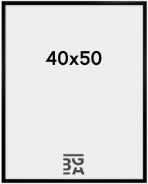 BGA Nordic New Lifestyle Black 40x50 cm
