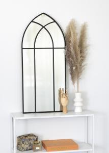 KAILA KAILA Mirror Window - Black 45x100 cm