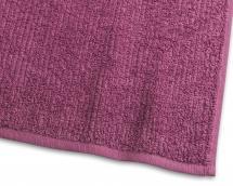 Borganäs of Sweden Guest Towel Stripe Terrycloth - Lilac 30x50 cm