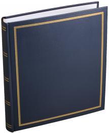 Estancia Diamond Photo album Blue 27,5x32 cm (100 White pages / 50 sheets)