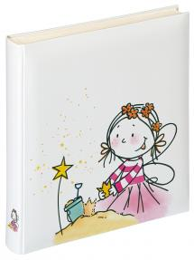 Walther Children's album Fairy Nursery - 28x30.5 cm (50 White pages / 25 sheets)