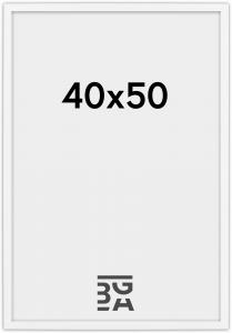Galleri 1 Edsbyn White 40x50 cm