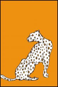 Made By Ida Maria Cheetah Poster