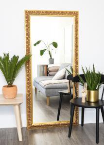 Bubola e Naibo Mirror Baroque Gold 60x150 cm
