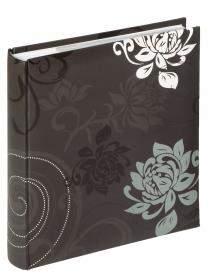 Walther Grindy Memo Photo album Black - 200 Pictures in 11x15 cm