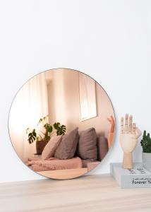 Society of Lifestyle Mirror House Doctor Walls Rose gold 50 cm Ø