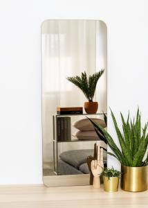 KAILA KAILA Mirror Rectangle Dark Bronze 40x100 cm