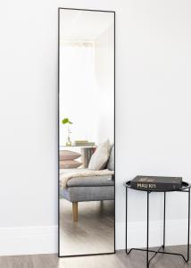 Estancia Mirror Narrow Black 40x170 cm