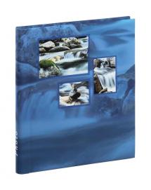Difox Singo Album Self-adhesive Blue (20 White pages / 10 sheets)