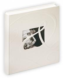 Walther Ti Amo Photo Album - 28x30.5 cm (60 White pages / 30 sheets)