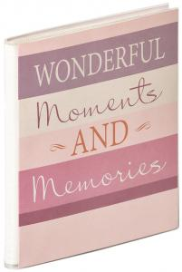Walther Moments Wonderful - 40 Pictures in 11x15 cm