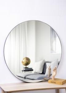Artlink Mirror Black 110 cm ø