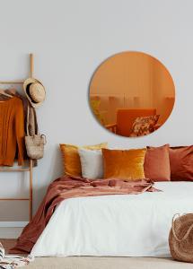 Incado Mirror Slim Orange 90 cm Ø