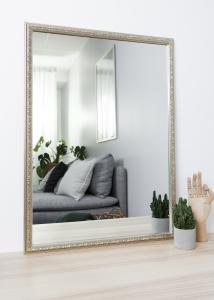 Artlink Mirror Nost Silver 50x70 cm