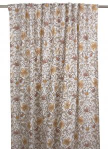 Fondaco Multiway Curtains Ebba - Yellow 2-pack