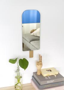EO Mirror EO Ice Cream Ocean Blue 22x57 cm