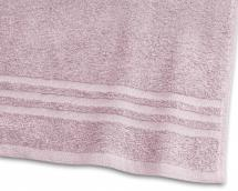 Borganäs of Sweden Towel Basic Terrycloth - Pink 65x130 cm