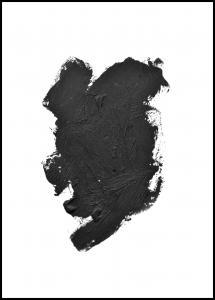 Lagervaror egen produktion Paintbrush Black
