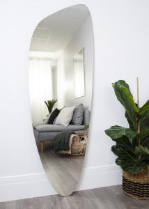 Incado Mirror Slim Clear 160x57 cm