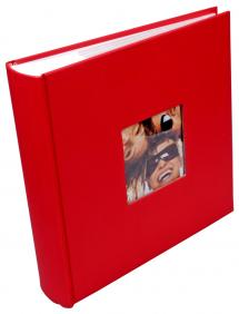 Walther Fun Album Red - 200 Pictures in 10x15 cm