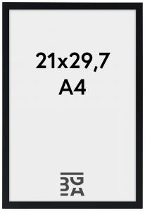 Galleri 1 Edsbyn Black 21x29,7 cm (A4)