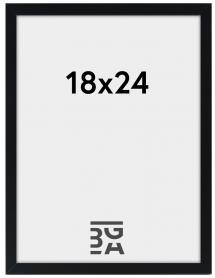 Galleri 1 Edsbyn Black 18x24 cm
