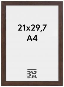 Stilren Walnut 21x29,7 cm (A4)