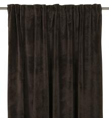 Fondaco Multiway Curtains Velvet - Coffee 2-pack