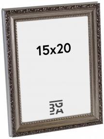 Abisko Silver 15x20 cm