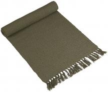 Fondaco Table Runner Sally - Dark Green 35x120 cm