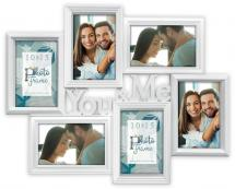 ZEP Aveiro Collage frame - 6 Pictures