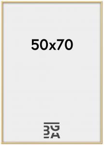 BGA Nordic Frame New Lifestyle Gold 50x70 cm