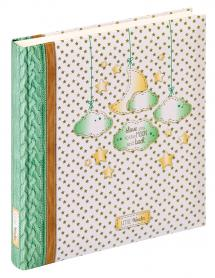 Walther Little Wonder Album - 28x30.5 cm (50 White pages / 25 sheets)