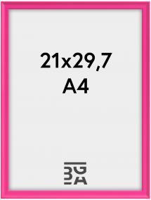 Bubola e Naibo Frame Vince Pink 21x29,7 cm (A4)