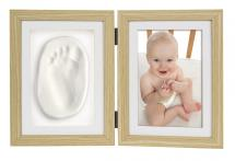 ZEP Abel Handprint Folding picture frame 10x15 cm