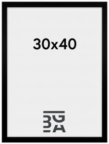 Focus Soul Black 30x40 cm
